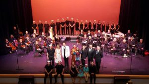 South Pacific Performance